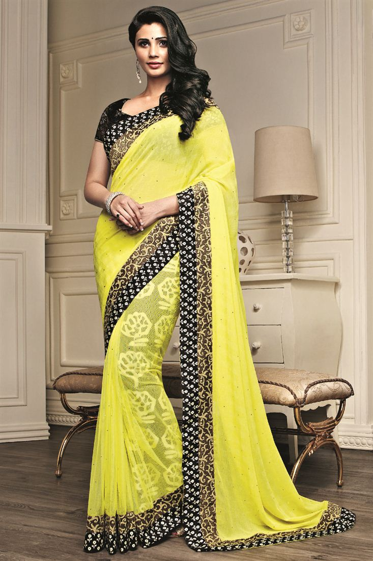 Celebrity Inspired Sarees A New Fashion Statement For