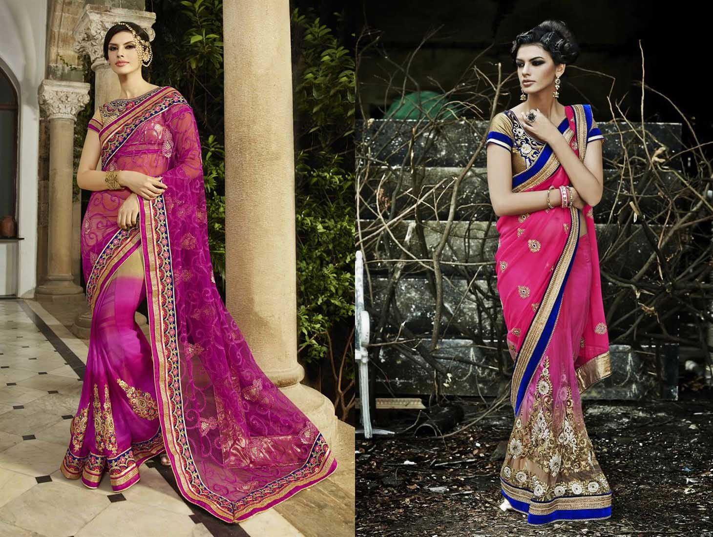Find-The Perfect Indian Wedding Bridal Sarees CollectionSareesBazaar Blog – Latest Indian Ethnic Fashion Trends
