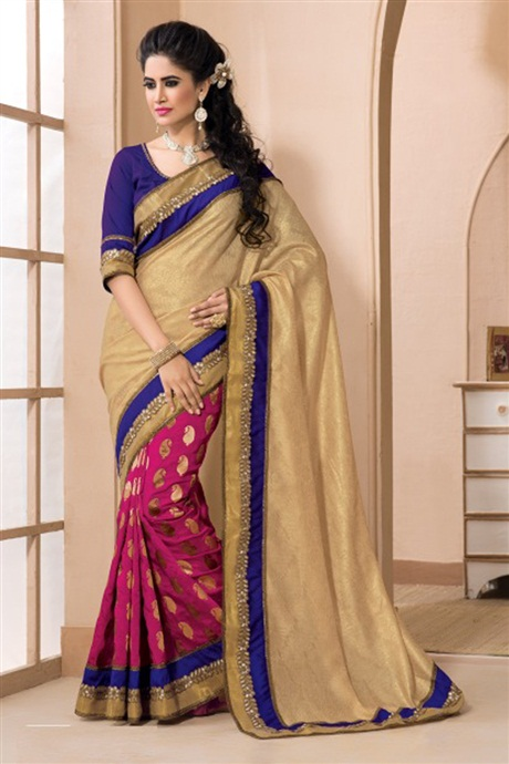 BhagalPuri Silk Saree from SareesBazaar