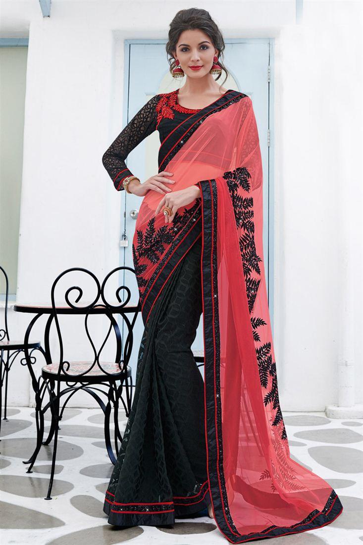 Fancy Half Saree Designs