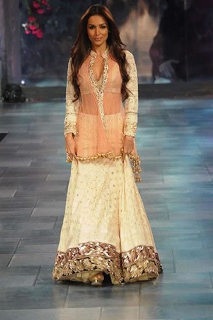Latest Trends and Patterns in Indian Ethnic Wear 2016 | SareesBazaar ...