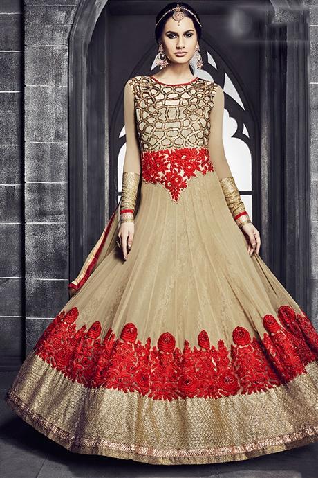 Latest Anarkali Suits Designs