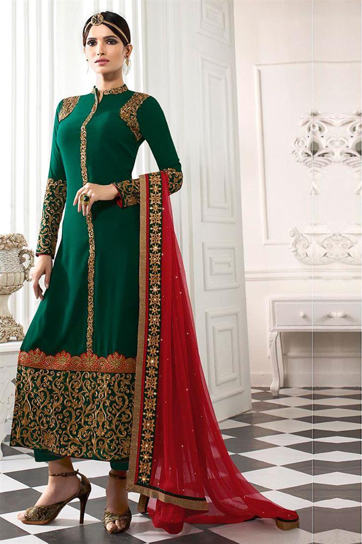 20d2b540d1 Pakistani Salwar Kameez – Hot Trending Fashion | SareesBazaar Blog ...