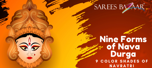 Nine Forms of Nava Durga | 9 Color Shades of Navratri
